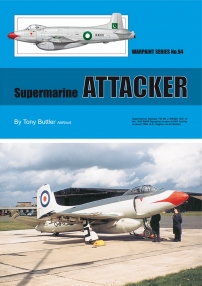 Guideline Publications USA No 94 Supermarine Attacker