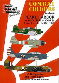 Guideline Publications USA Combat Colours 4: Pearl Harbor and beyond- December 1941-May 1942