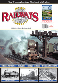 Guideline Publications USA British Railways Illustrated Mar 21
