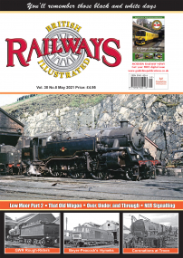 Guideline Publications USA British Railways Illustrated May 2021