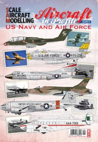 Guideline Publications USA Aircraft in Profile US Navy and Air Force Issue 2