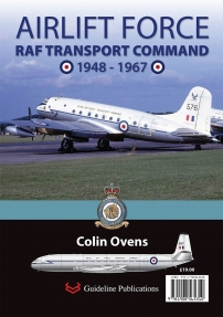 Guideline Publications USA Airlift Force RAF Transport Command 1948-1967