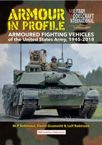 Guideline Publications USA Armour in Profile-Armoured Fighting Vehicles USA 1945-2018