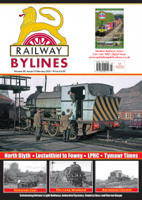 Guideline Publications USA Railway Bylines  vol 26 - issue 03