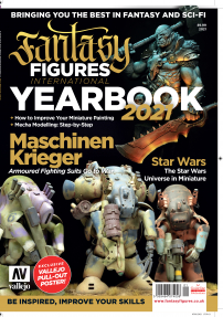 Guideline Publications USA Fantasy Figures Yearbook 2021