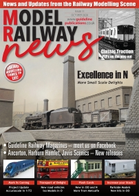 Guideline Publications USA Model Railway News - Oct issue