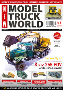 Guideline Publications USA New Model Truck World Vol 1 no 1