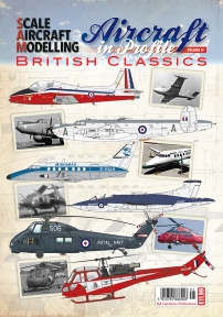 Guideline Publications USA Aircraft in Profile - British Classics   Volume 1 Issue 1                    .