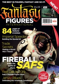 Guideline Publications USA Fantasy Figues International   2-year (12 Issues) Subscription
