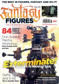 Guideline Publications USA Fantasy Figure Int  Issue 6