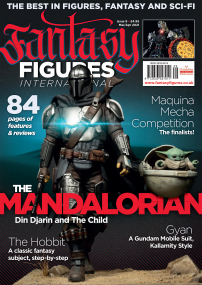 Guideline Publications USA Fantasy Figure Int  Issue 9