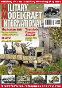 Guideline Publications USA Military Modelcraft Int March 21
