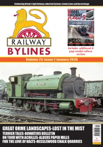 Guideline Publications USA Railway Bylines  vol 25 - issue 2
