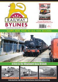 Guideline Publications USA Railway Bylines  vol 26 - issue 02