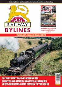 Guideline Publications USA Railway Bylines  vol 25 - issue 4