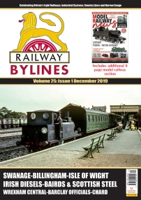 Guideline Publications USA Railway Bylines  vol 25 - issue 11