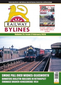 Guideline Publications USA Railway Bylines  vol 25 - issue 3