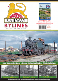 Guideline Publications USA Railway Bylines  vol 26 - issue 04