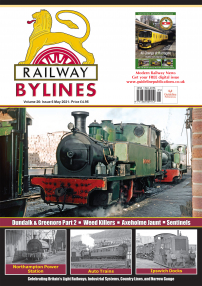 Guideline Publications USA Railway Bylines  vol 26 - issue 06