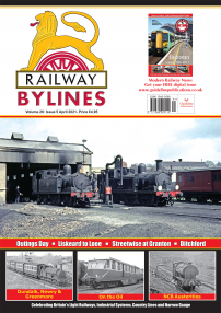 Guideline Publications USA Railway Bylines  vol 26 - issue 05