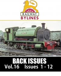 Guideline Publications USA Railway Bylines - BACK ISSUES vol 16