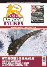 Guideline Publications USA Railway Bylines  vol 26 - issue 01