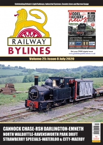 Guideline Publications USA Railway Bylines  vol 25 - issue 8