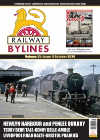 Guideline Publications USA Railway Bylines  vol 25 - issue 12