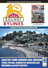 Guideline Publications USA Railway Bylines  6-month Subscription