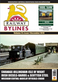 Guideline Publications USA Railway Bylines  vol 24 - issue 12