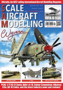 Guideline Publications USA Scale Aircraft Modelling 6-month Subscription