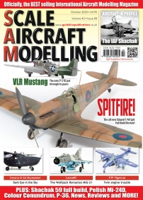 Guideline Publications USA SAM:Scale Aircraft Modelling Vol 42-08 October 20