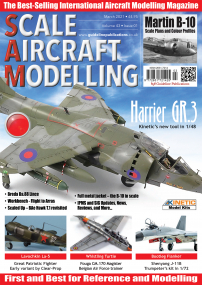 Guideline Publications USA Scale Aircraft Modelling March 21