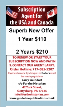 Guideline Publications USA Military Modelcraft International   ~  1-year Subscription