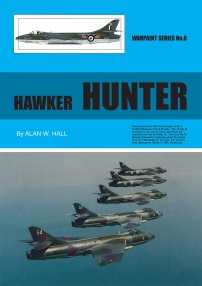 Guideline Publications USA No 8 Hawker Hunter