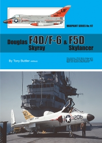 Guideline Publications USA Douglas F4D/F-6 Skyray & F5D Skylancer