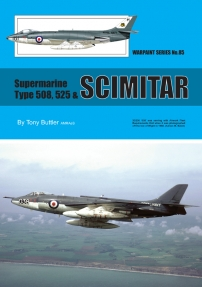 Guideline Publications USA No 85 Supermarine Scimitar