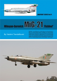 Guideline Publications USA No 91 Mikoyan-Gurevich MiG-21 'Fishbed'