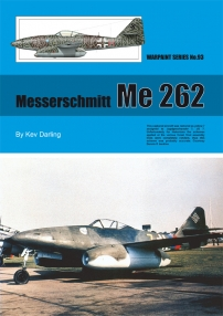 Guideline Publications USA No 93 Messerschmitt Me 262