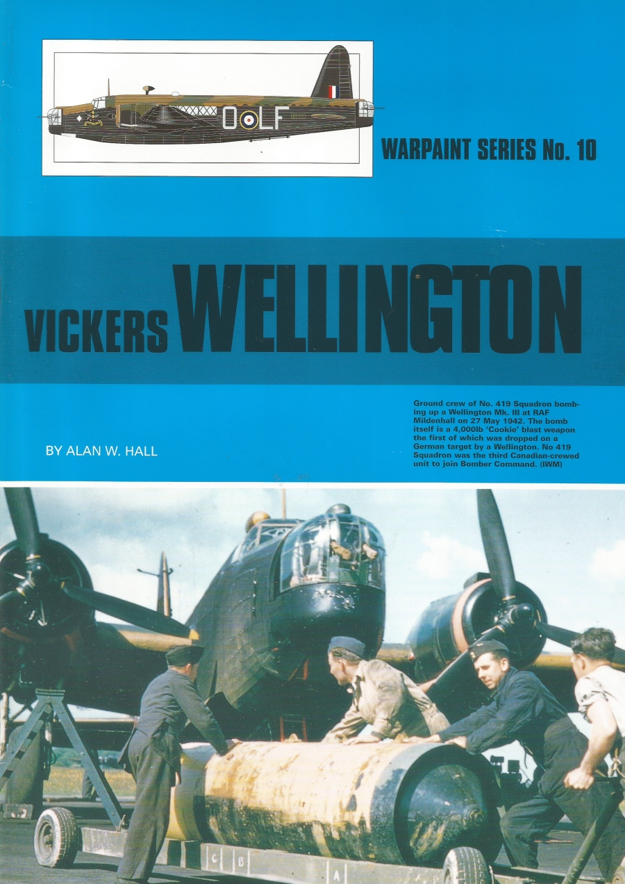 Guideline Publications USA No 10 Vickers Wellington
