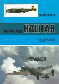 Guideline Publications USA No 46 Handley Page Halifax and Halton