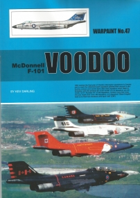 Guideline Publications USA No 47 McDonnell F-101 Voodoo