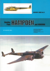 Guideline Publications USA No 57 Handley Page Hampden and Hereford