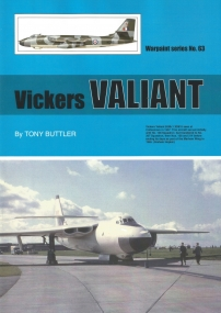 Guideline Publications USA No 63 Vickers Valiant