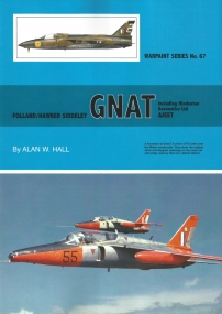 Guideline Publications USA No 67 Folland/Hawker Siddeley Gnat and HAL AJEET