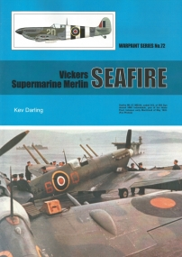Guideline Publications USA No 72 Vickers Supermarine Merlin Seafire