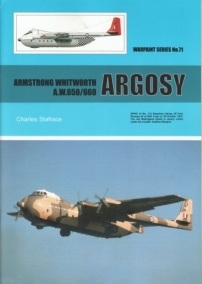 Guideline Publications USA No 71 Armstrong Whitworth A.W.650/660 Argosy