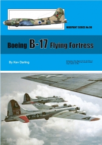 Guideline Publications USA No 90 Boeing B-17 Flying Fortress