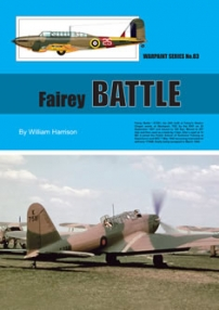 Guideline Publications USA No 83 Fairey Battle