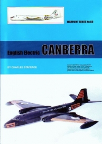 Guideline Publications USA No 60 English Electric Canberra